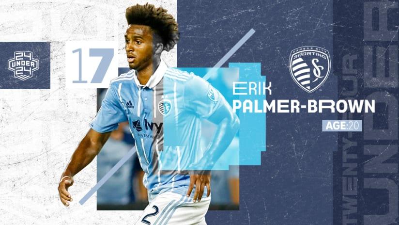 2017 24 Under 24 - No. 17 - Erik Palmer-Brown