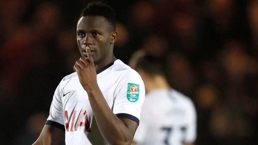 Victor Wanyama - Tottenham - signing for MOntreal