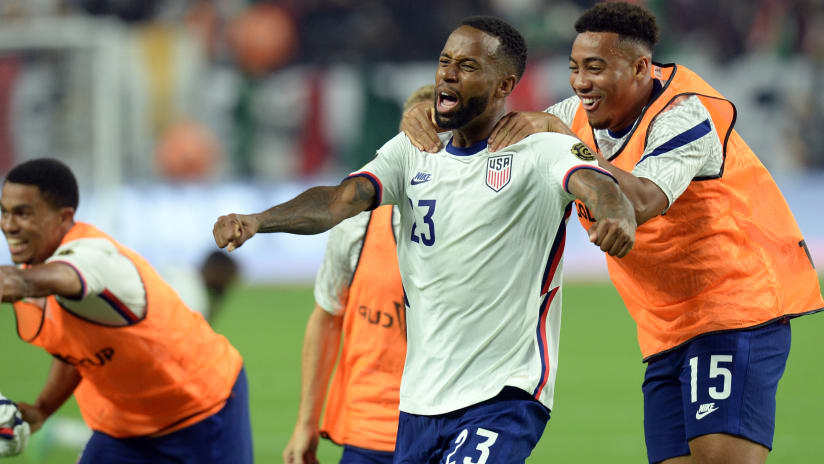 """Calen Carr: Kellyn Acosta will """"play a big part"""" in the USMNT's World Cup Qualifiers"""