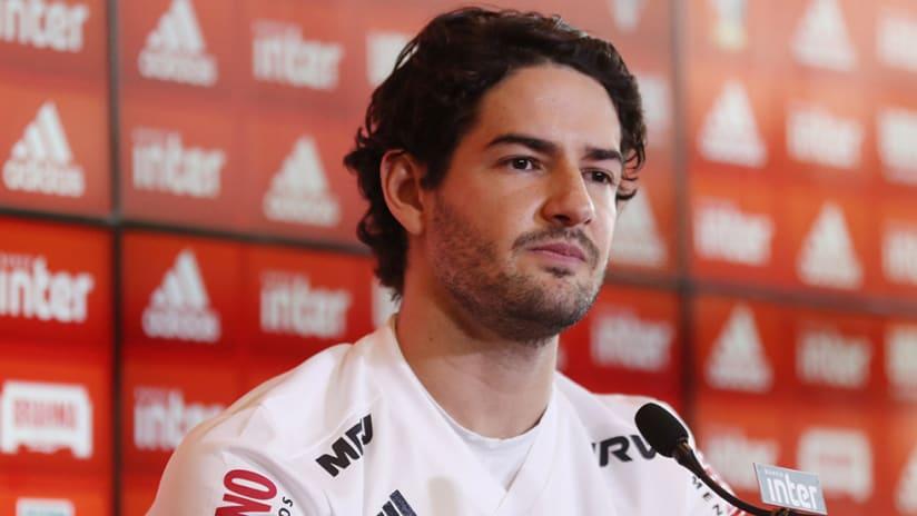 Alexandre Pato - Sao Paulo - presser