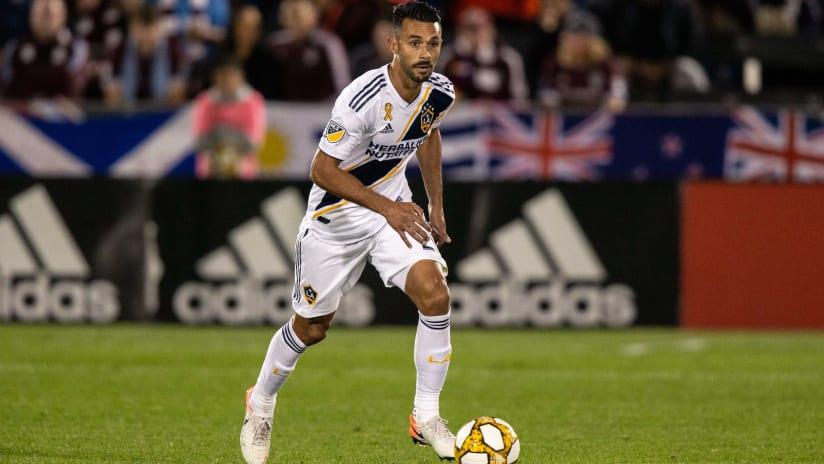 LA Galaxy loan defender Giancarlo Gonzalez to Alajuelense