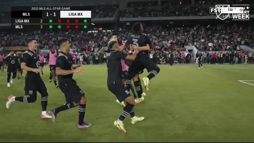 HIGHLIGHTS: MLS All-Stars vs. Liga MX All-Stars | August 25, 2021