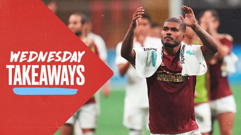 Wednesday Takeaways: What we learned from Week 25's action
