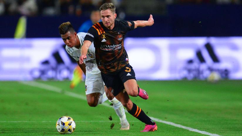 Recap: LA Galaxy 1, Houston Dynamo FC 1