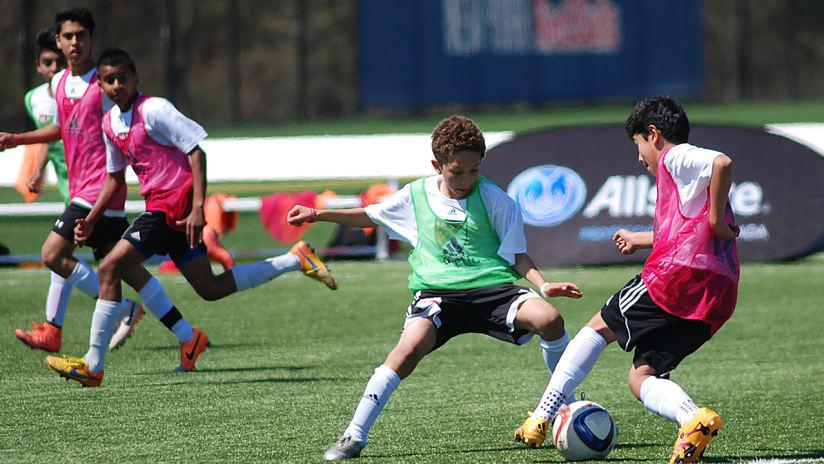 MLS Sueno 2016 - New York Red Bulls - action shot
