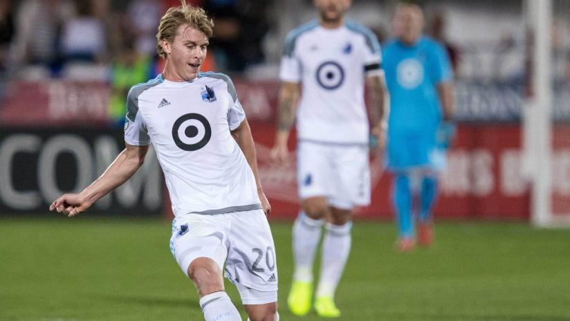 Rasmus Schuller - Minnesota United