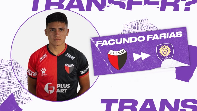 Report: Orlando City make offer for teenage Argentina attacking midfielder