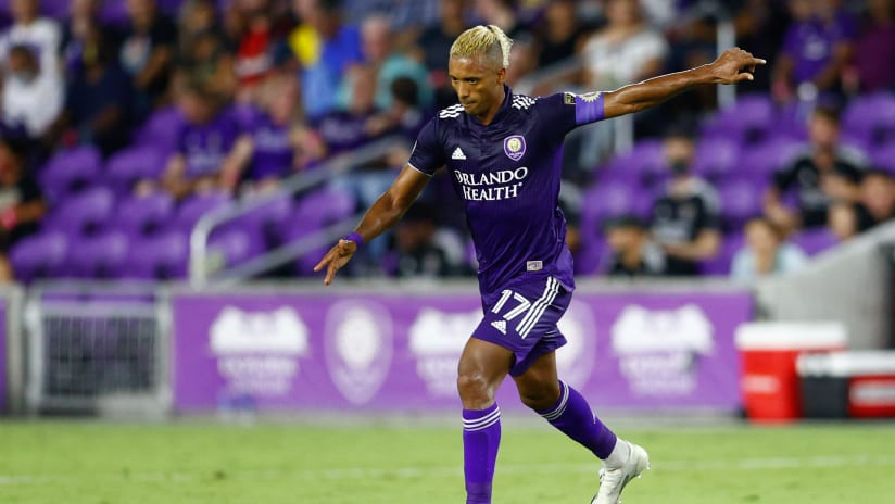 Orlando City SC Forward Nani Voted MLS Player of the Week for Week 16