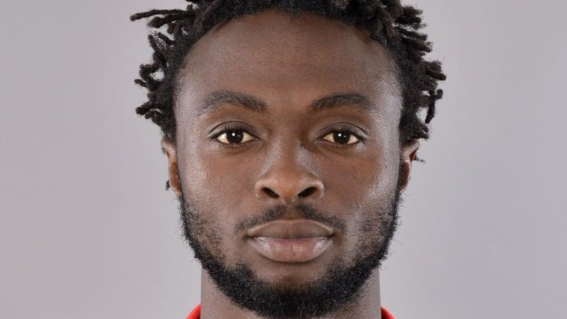 Xavier Kouassi - FC Sion head shot