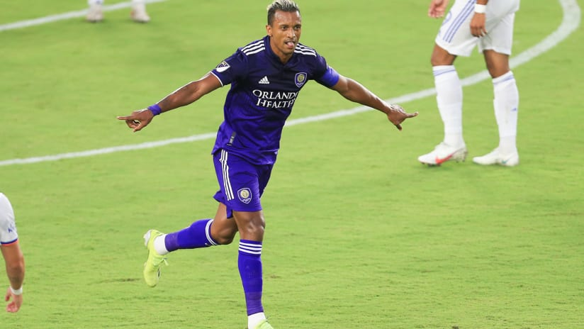 Orlando forward Nani wins AT&T Goal of the Week for Week 3