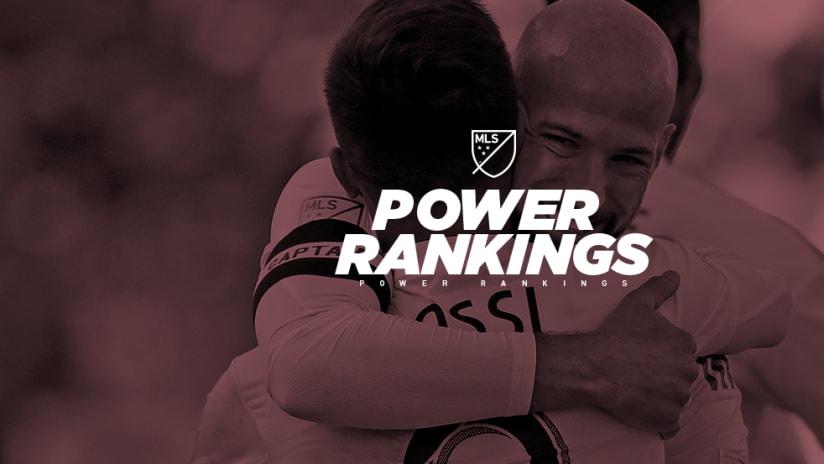 Laurent Ciman, Diego Rossi - LAFC - Power Rankings
