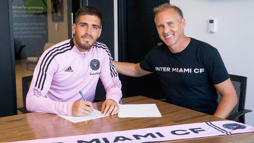 Ventura Alvardo –Inter Miami