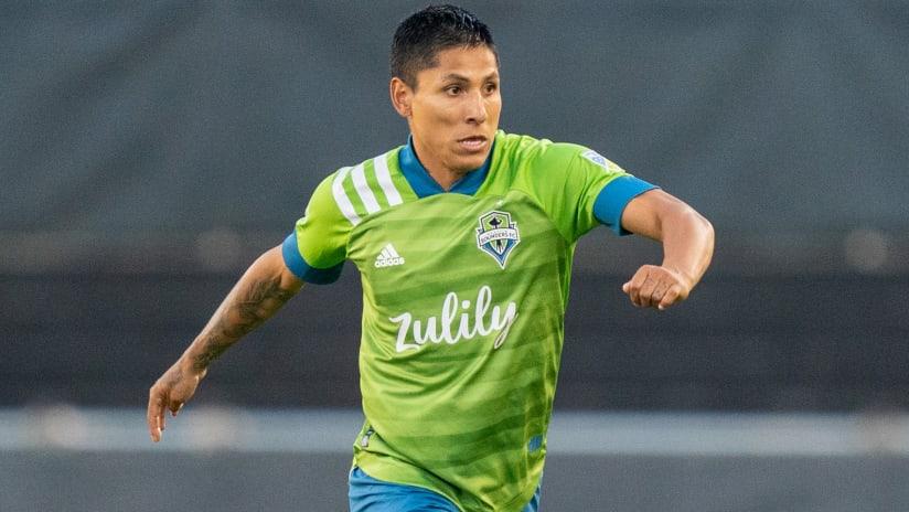 Raul Ruidiaz's Copa America snub gives Seattle Sounders summertime boost