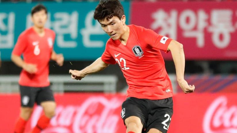 Hwang In-beom - South Korea