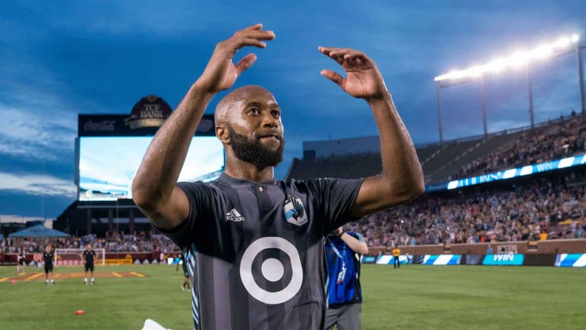 Collen Warner - Minnesota United - signed with Colorado