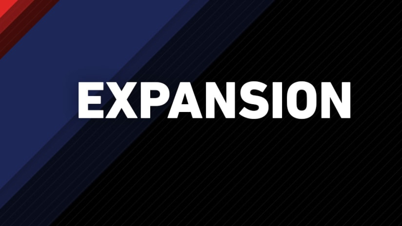 MLS Expansion lockup for DL