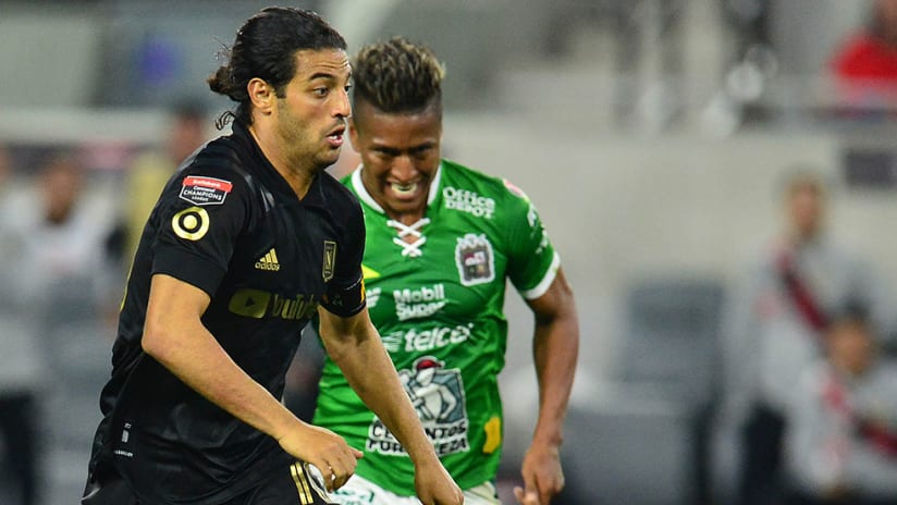 Carlos Vela - LAFC - Club Leon