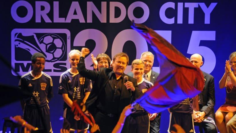 Adrian Heath, Orlando City Soccer Club
