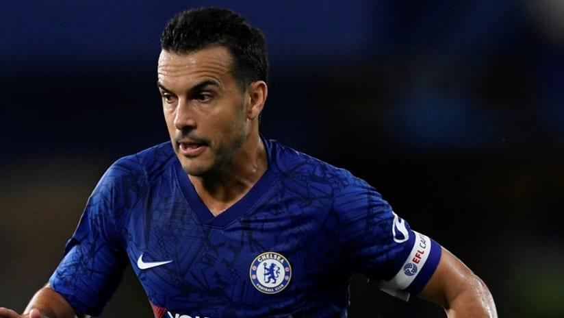 Pedro - Chelsea - tight shot