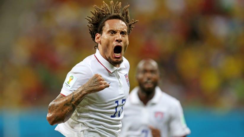 Jermaine Jones – World Cup goal