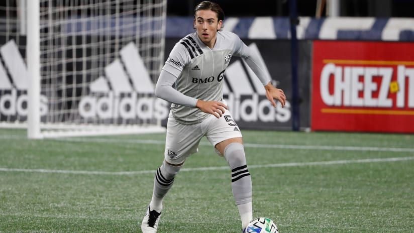 Luis Binks departs for Bologna after termination of CF Montréal loan