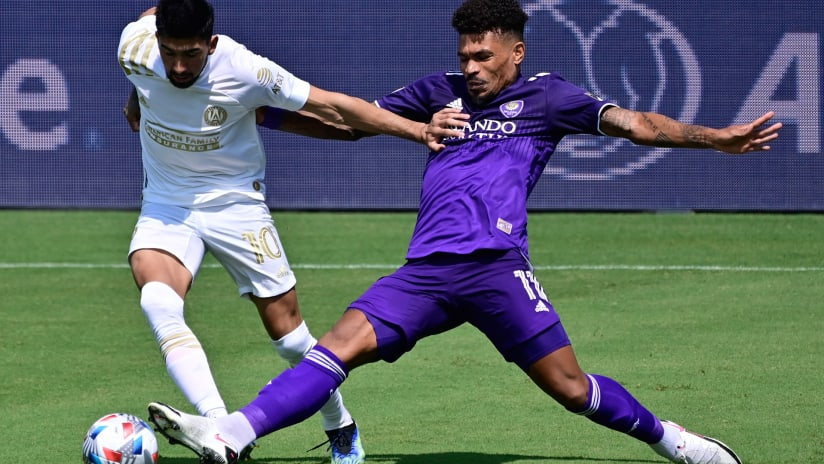 Recap: Orlando City SC 0, Atlanta United 0