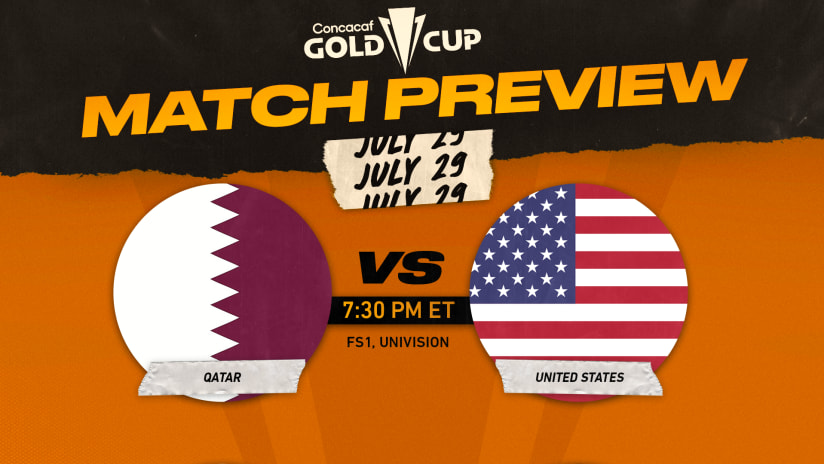 USA vs. Qatar: How to watch & stream, preview for Gold Cup Semifinal