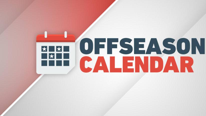 Offseason Calendar (Generic)