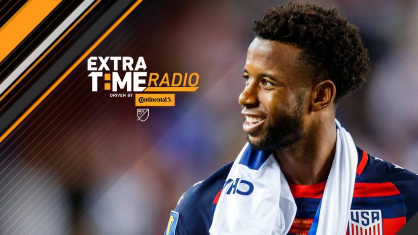 Kellyn Acosta - ExtraTime Radio - USA