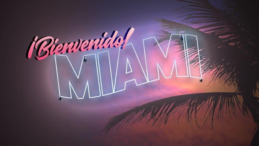 Bienvenido Miami - primary image