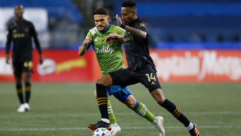 Target on their back? Seattle expect LAFC's best as rivalry renews