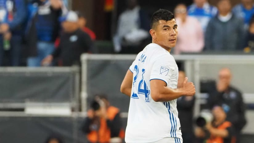 Nick Lima looks back at it - San Jose Earthquakes