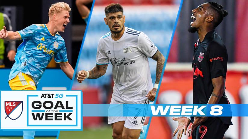 Vote for AT&T Goal of the Week - MLS Week 8