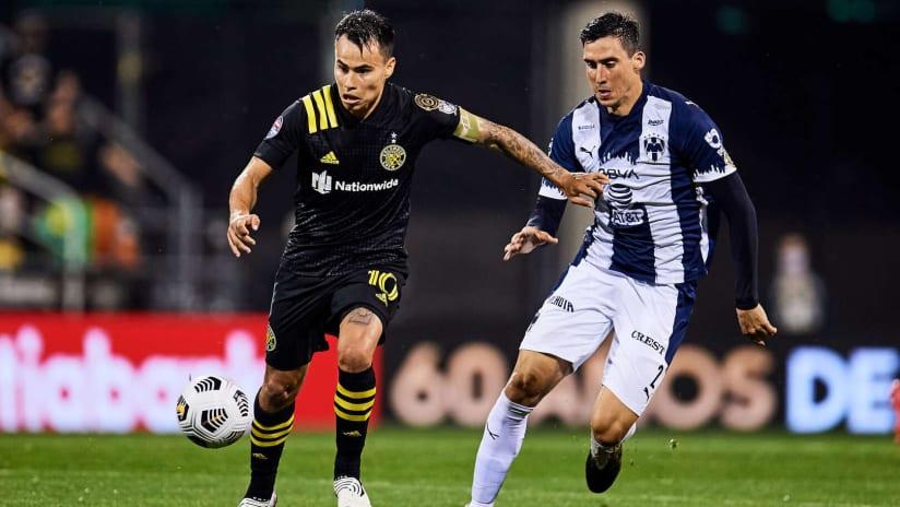 Columbus' tall task vs. Monterrey complicated by Zelarayan suspension, injuries