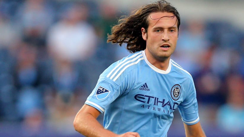 Mix Diskerud - New York City FC