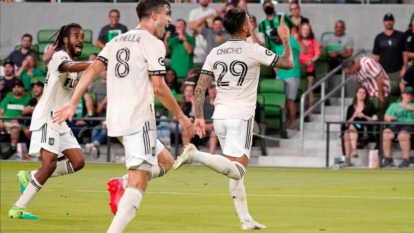 Recap: Austin FC 1, LAFC 2