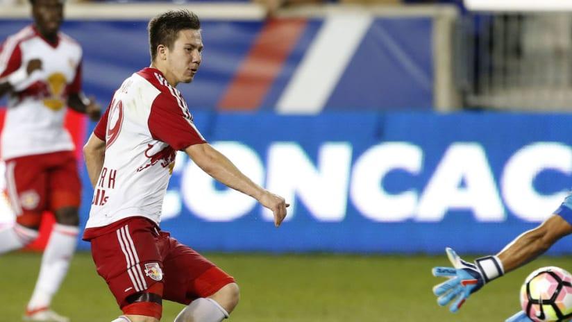 Alex Muyl goal vs. Antigua-8.3.16