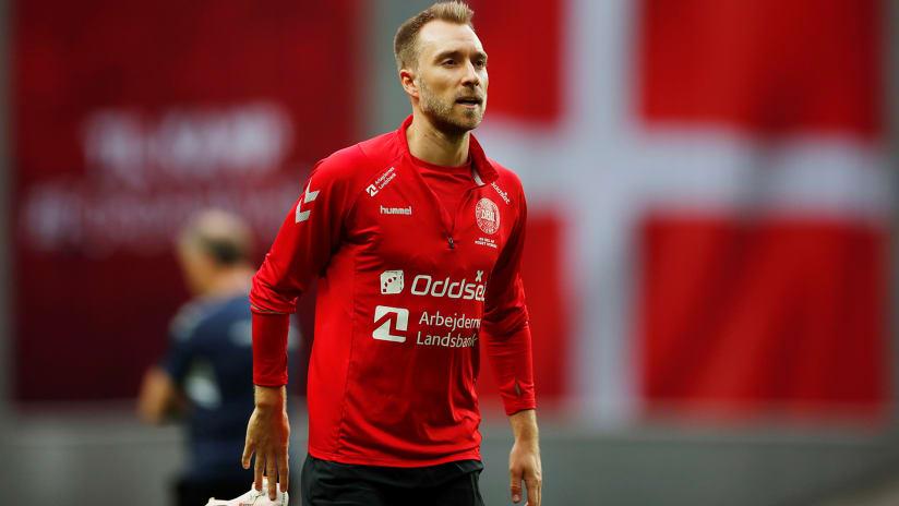 MLS community shows support for Denmark midfielder Christian Eriksen