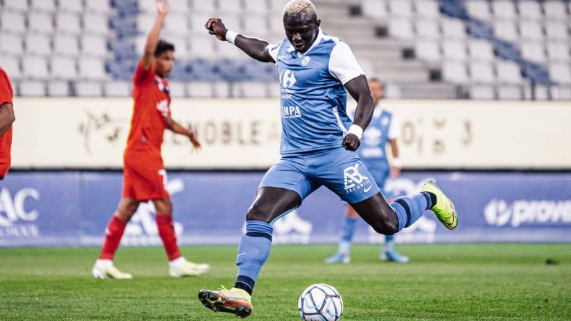Moussa Djitté - Austin FC signing