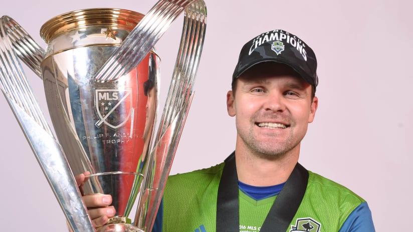 Chad Marshall - MLS Cup