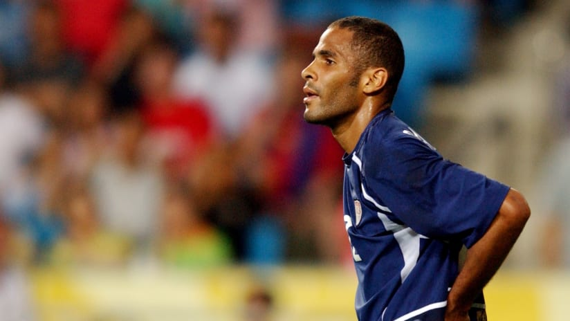 Tony Sanneh - US men's national team - Extratime interview