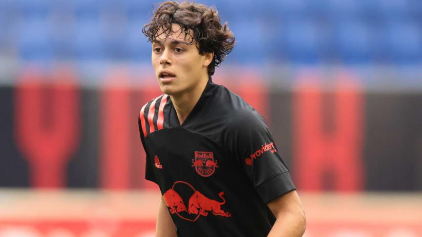 Caden Clark transferred from New York Red Bulls to RB Leipzig