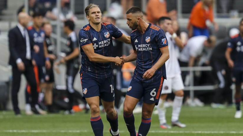 FC Cincinnati: TQL Stadium atmosphere, second-half comeback building blocks for future