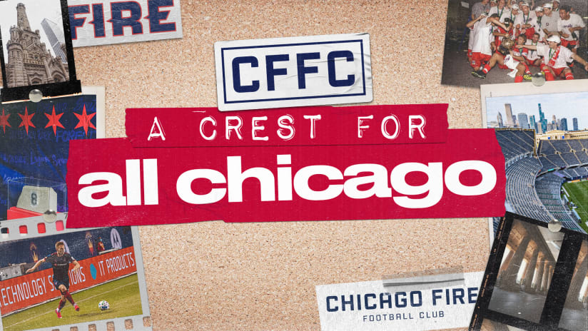 Chicago Fire FC - new crest announcement