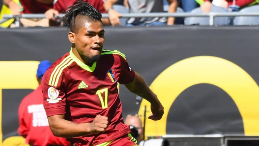 Josef Martinez - Venezuela - Copa America Centenario - Atlanta United FC
