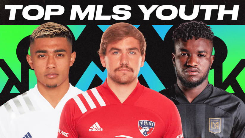 Top young-player performances in MLS Week 16