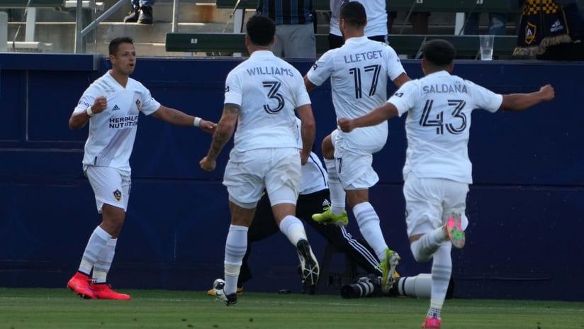 LA Galaxy on high alert after Austin FC's early-season success