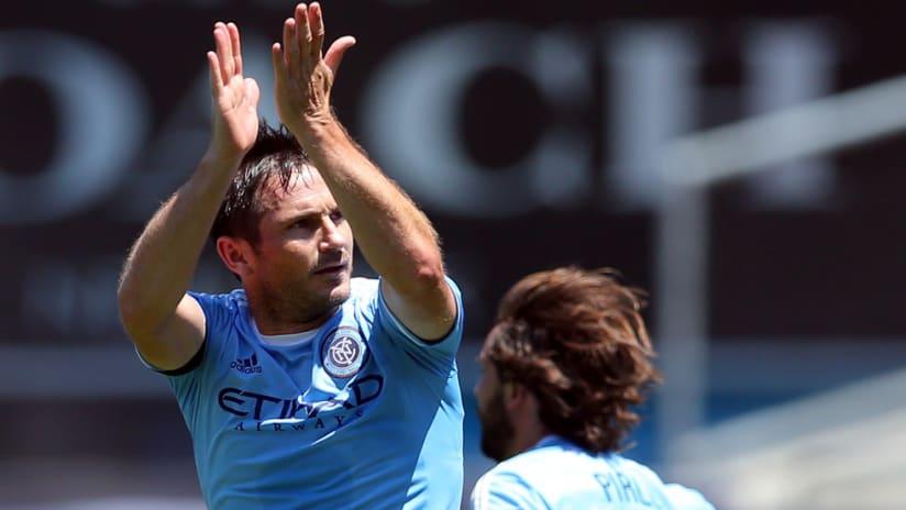 Frank Lampard - New York City FC - June 18, 2016