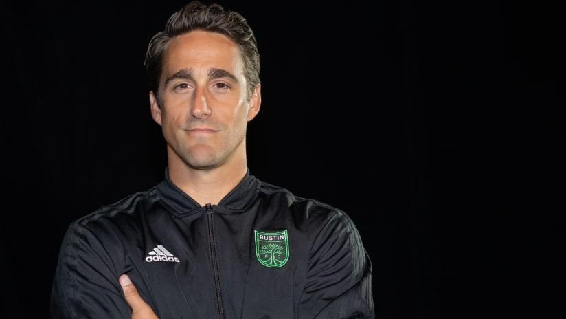 Josh Wolff - Austin FC