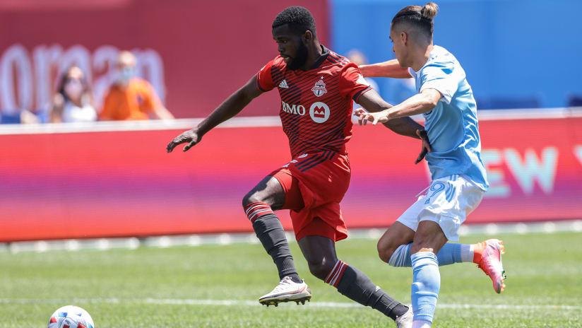 Recap: NYCFC 1, Toronto FC 1